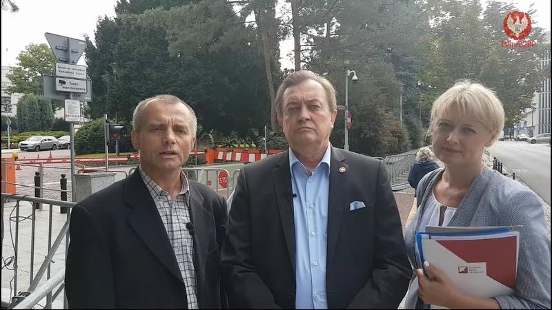 Jan Zbigniew Potocki - Aktualizacja Informacji Odnośnie Nagrań Afery Podkarpackiej Agent CBA,OPIS
