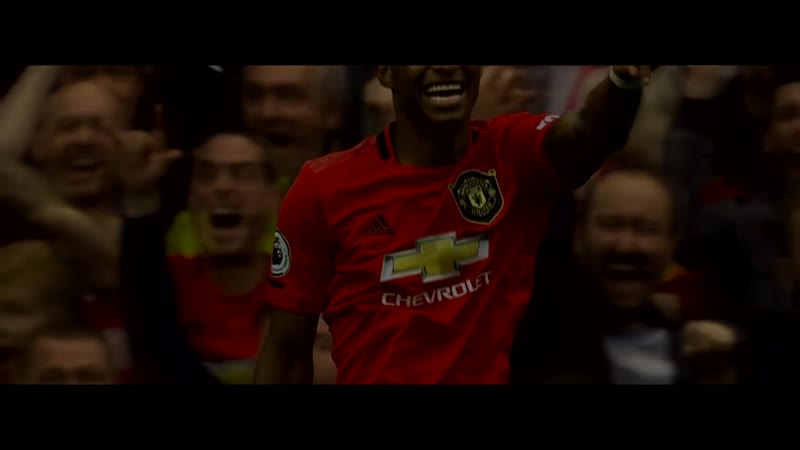 Rashford Pride of Manchester United