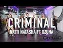 Criminal - Natti Natasha ft Ozuna by Cesar James Zumba Cardio Extremo