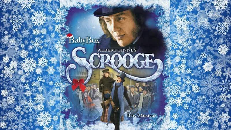 Скрудж/Scrooge 1970 Великобритания