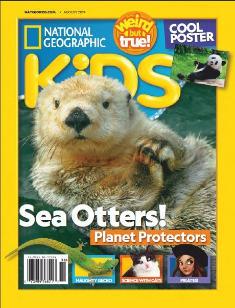 National Geographic Kids USA 08