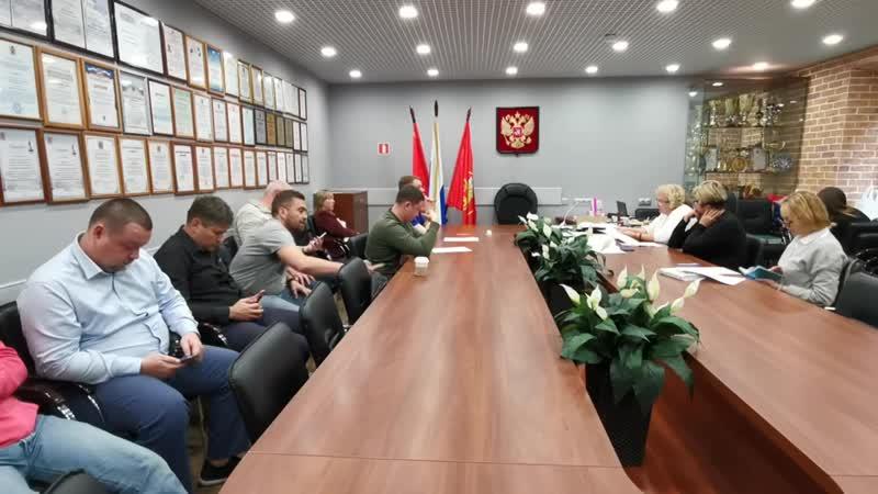 Заседание ИКМО Владимирский округ 06 июля 2019 года - Извещение Язову
