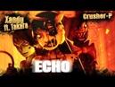 BATIM / SFM  Emotions Carry Harmful Obsession  E.C.H.O. - Xandu (METAL remix ft. Takara)
