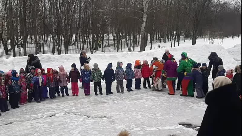 Масленица 06 03 19 детский сад 85