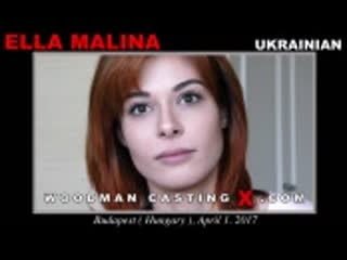 Woodmancastingx - ella malina - scenes xxxx