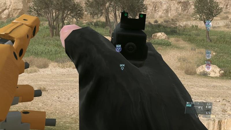 Прохождение Metal Gear Solid 5: The Phantom Pain 43 - Уничтожение подразделения бронемашин 03