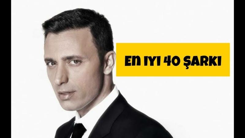 Mustafa Sandal'ın en iyi 40 şarkısı.