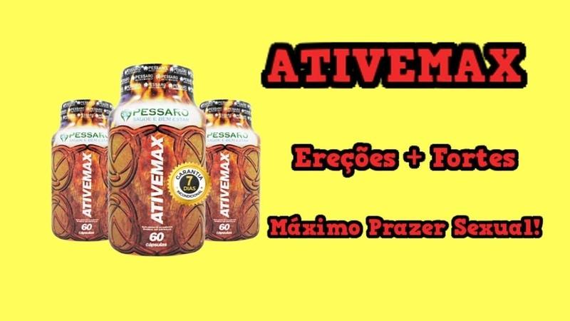 ATIVEMAX 🔴 ATIVEMAX FUNCIONA 🔴 ATIVEMAX VENDE EM FARMÁCIA