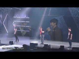 DBSK TVXQ!  & JYJ - Begin 2014 & 2018