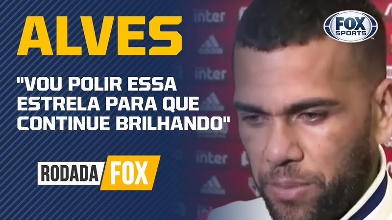 EU TENHO UMA ESTRELA DIFERENTE, Diz Daniel Alves após vitória contra o Ceará