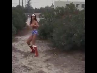 Wonder woman, 1976| history porn