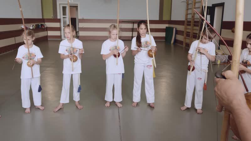 Детский Капоэйровский Лагерь «Berimbau de ouro» | Abadá-Capoeira Samara