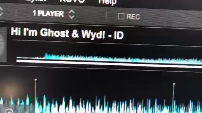 Hi i'm Ghost WYD! - ID