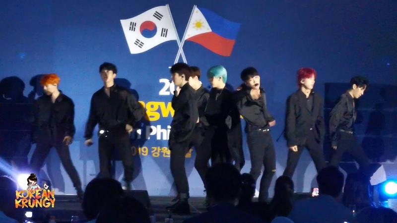 [20190809] NOIR 느와르 - DOOM DOOM | 2019 Gangwon Day in the Philippines