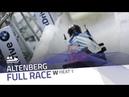 Altenberg | BMW IBSF World Cup 2018 2019 - Women's Bobsleigh Heat 1 | IBSF Official