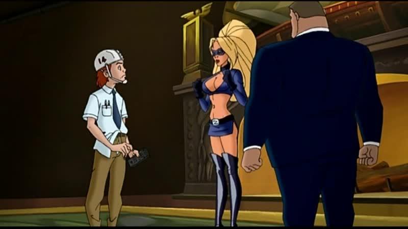 Стрипперелла Stripperella 1 сезон 12 серия (720p)