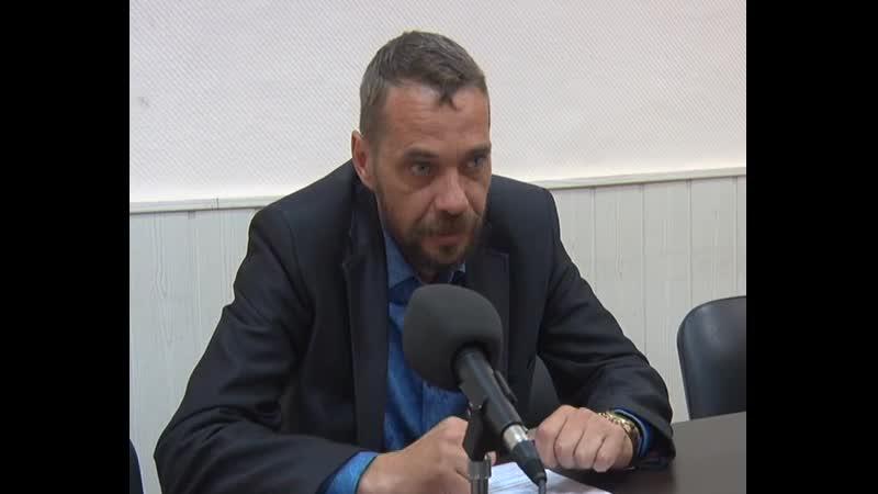 С чем связаны задержки ремонта Денис Некрасов начальник отдела транспорта и дорожного хозяйства