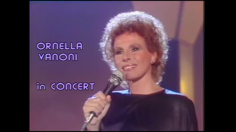 Ornella Vanoni in Concert (Svizzera 1982)