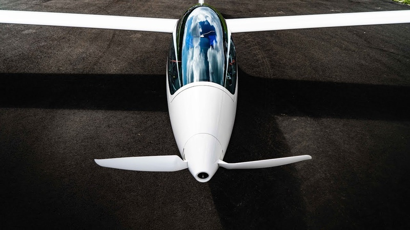 New LS8-e neo review   Electric Glider 15 m 18 m wingspan