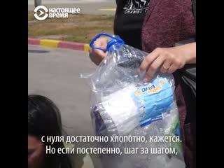 Как харьковчане начали сортировать мусор