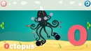 Alphabet Learning animal ABC ABCs: \ Учим Английский алфавит