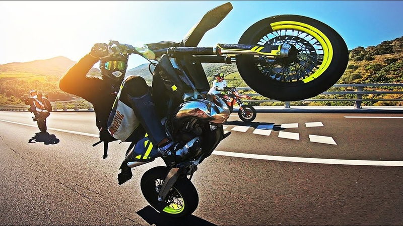 UNSTOPPABLE Supermoto Lifestyle 2019
