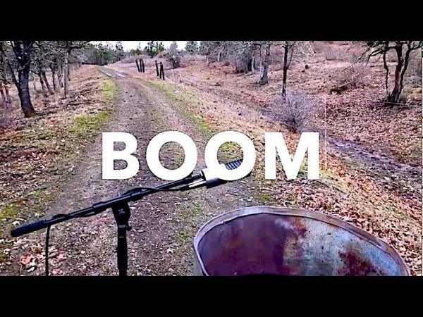 Microphone Boom with Sylvia Massy and Tannerite