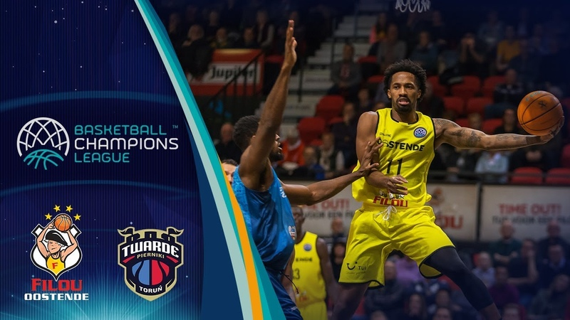 Filou Oostende v Polski Cukier Torun - Highlights - Basketball Champions League 2019-20