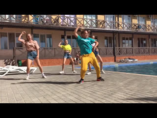 Hip-hop choreo / Song: K Camp - Cranberry juice/ DARIA SALEY