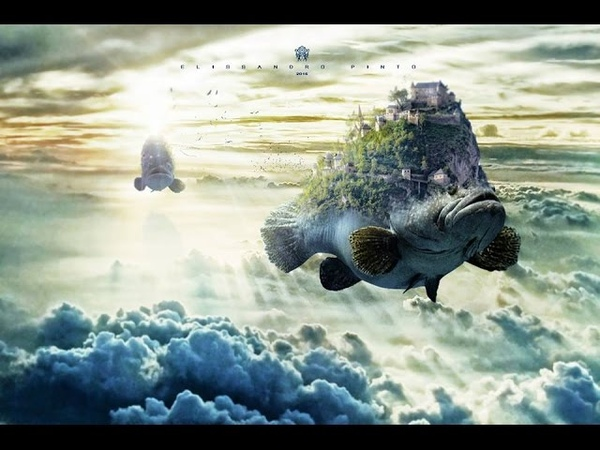 Speed Art Photoshop Surreal Dream