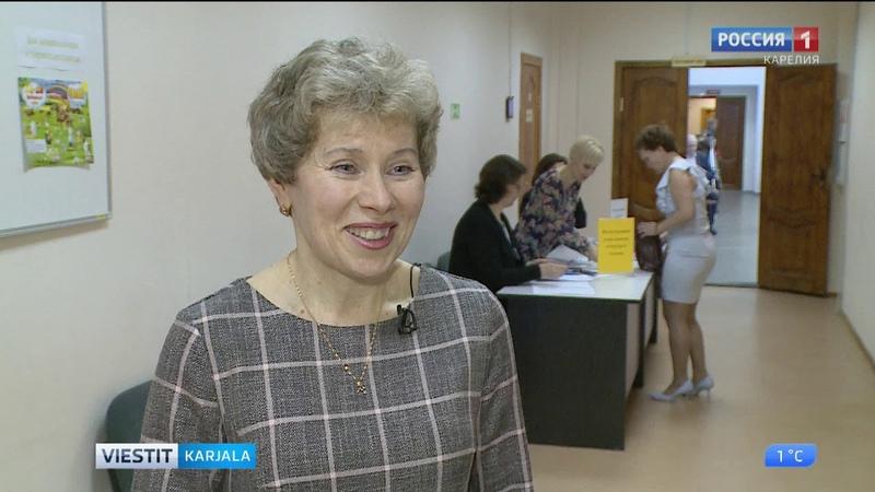 Lukijakilpailu Opettajat lukevat lapsille pidettiin Petroskoissa