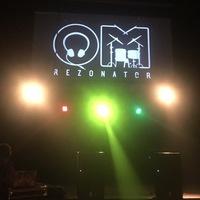Логотип OM REZONATOR