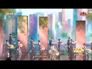 Танец с Новогоднего гала концерта 2020