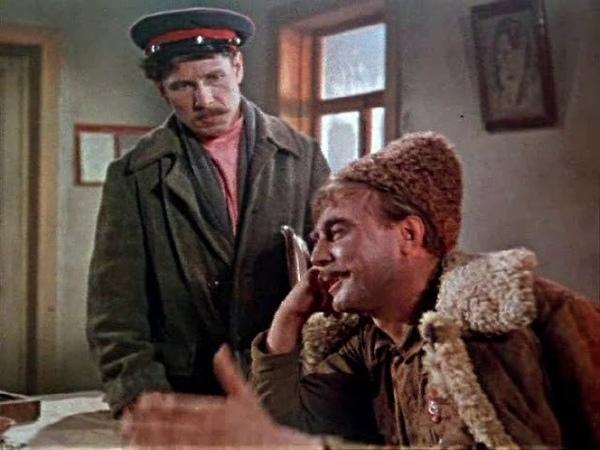 Отрывок из фильма «Поднятая целина», 1959 год