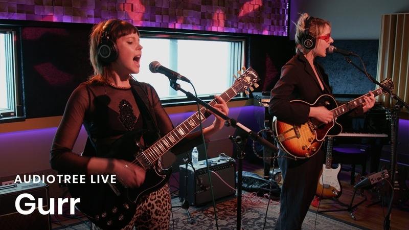 Gurr on Audiotree Live Full Session