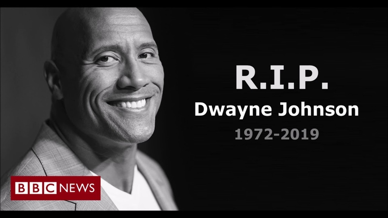 BBC Breaking News Dwyne Johnson Dies at 47 After a Terrible Stunt Attempt Failed TODAY