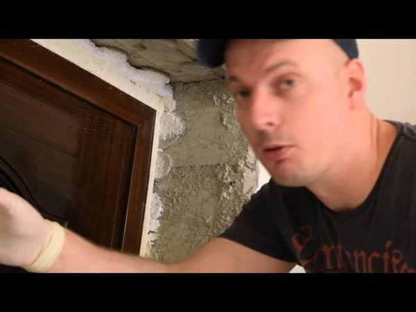 Как сделать откос из гипсокартона своими руками Видеоинструкция