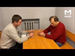Члены ОНК г. Санкт-Петербурга посетили доцента СПБГУ Соколова в СИЗО