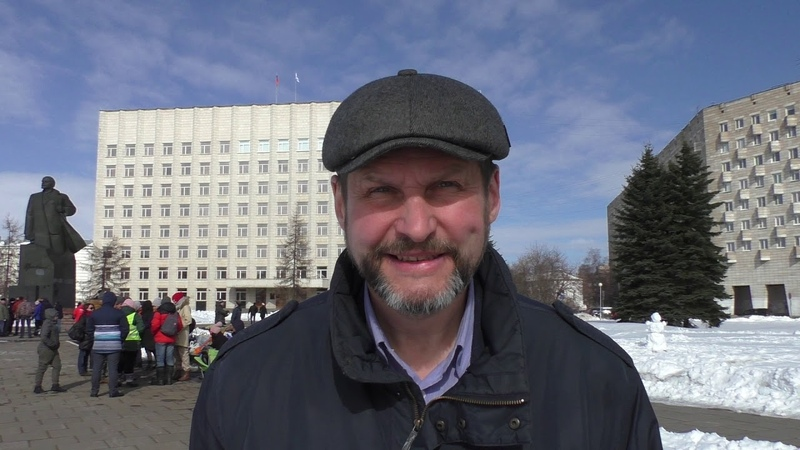Митинги мусор шелупонь Интервью с депутатом Александром Афанасьевым