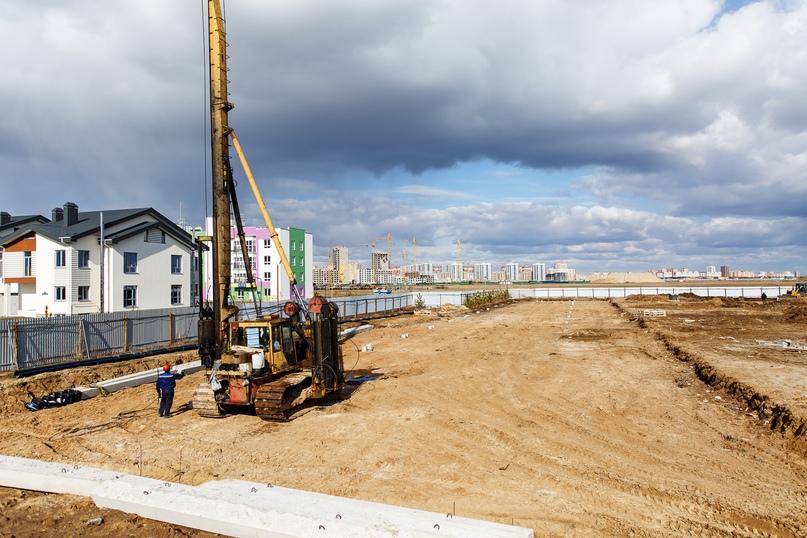 Отчет о ходе строительства апрель 2020 квартал «Среда», изображение №19