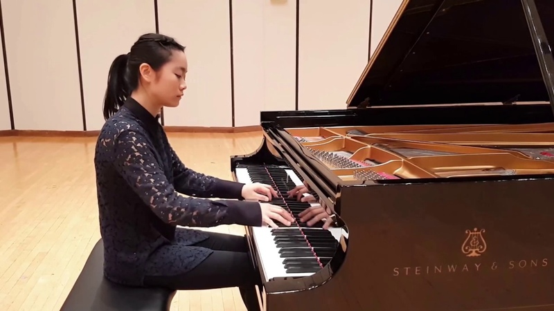 Tiffany Poon Chopin Etude Op 10 No 4