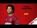 Felipe Anderson - 2019 - Crazy Skills,Assits Goals | HD
