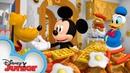 Mickey's Breakfast Blast 🍳 Mickey Mouse Hot Diggity Dog Tales Disney Junior