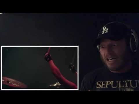 Gojira - The Gift Of Guilt (Live at Brixton Academy, London) (Reaction)