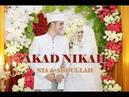 Akad Nikah Niadika Ayu Putri Abdullah Kocabaş LDR Indonesia Turkey
