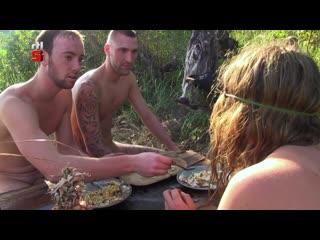 Candidates rick  yves going full frontal in adam zkt. eva, episode 1.81x08 (5)