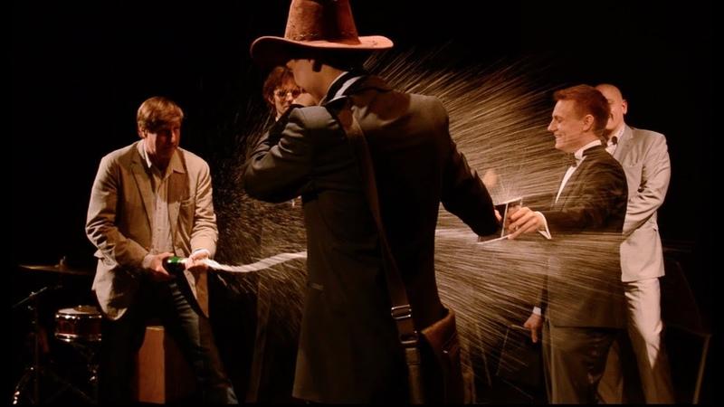 Prague Cello Quartet James Bond křest CD Top Secret