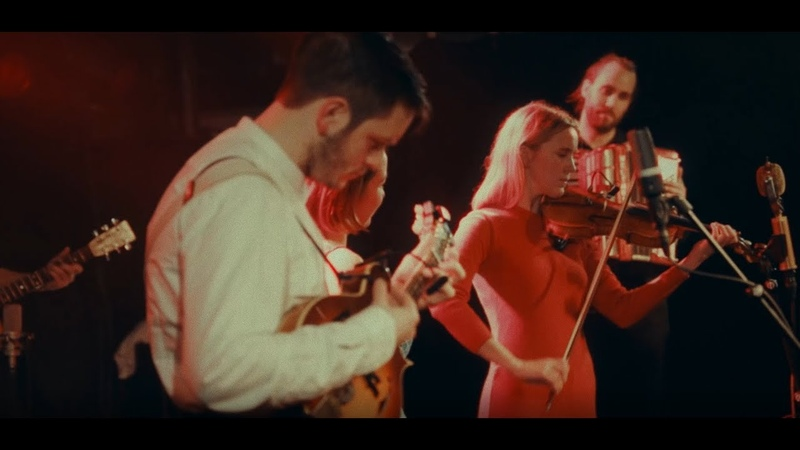 Hayde Bluegrass Orchestra - All My Tears (Emmylou Harris cover)   Live at John Dee