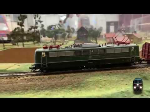 E-Lok BR151 018 Epoche IV ESU 31033.