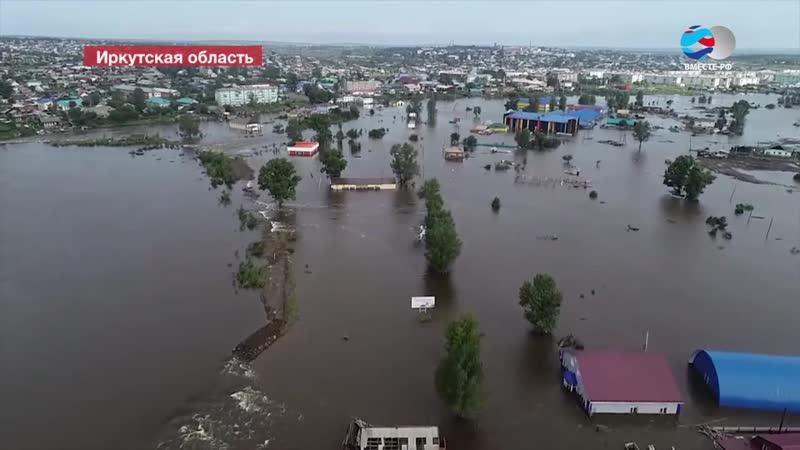Приморье вновь ждет резкий подъем уровня воды в реках